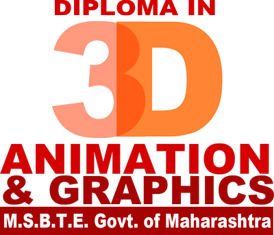 Diploma in 3D Animation & Graphics MSBTE Govt of Maharshtra